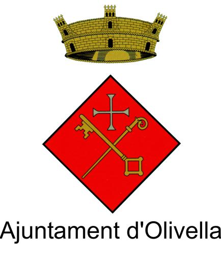 Olivella amb lletres